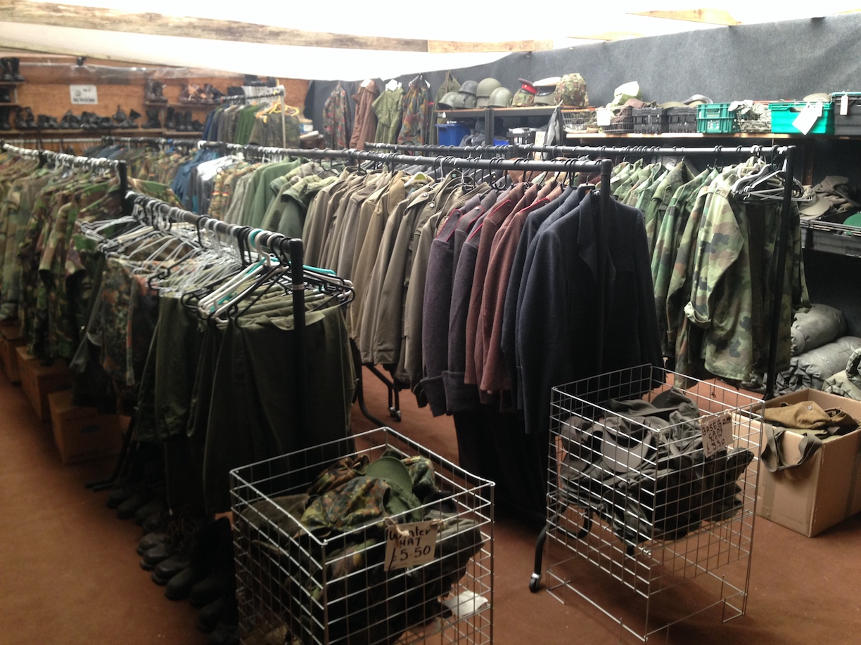 C & C Military Surplus